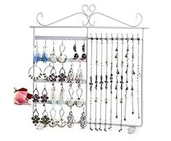 jewelry holder necklace images Summarytip dual use jewelry hanger stand jewelry jpg