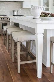 setting up a kitchen island with seating kitchen stools for island
