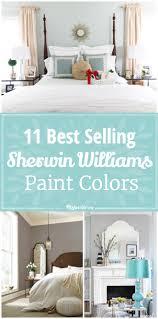 11 best selling sherwin williams paint colors via tipjunkie