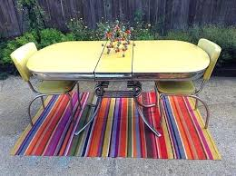 1950 kitchen table and chairs trendy 1950s kitchen table boldventure info