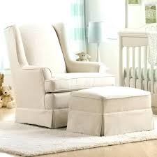 Rocking Chair Gliders For Nursery Amazing Baby Nursery Rocking Chair Gliders And Rockers Ottoman In