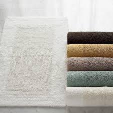 Reversible Cotton Bath Rugs Lovable Reversible Bath Rugs Natural Reversible Cotton Bath Rug