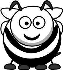 picture of a bee free download clip art free clip art on
