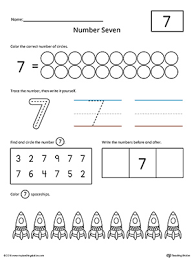 early childhood math worksheets myteachingstation com