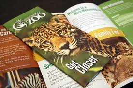 zoo brochure template zoo brochure template various high professional templates