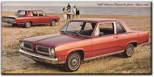 dodge dart plymouth year by year history and photos of the chrysler plymouth valiant