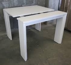 expandable table extendable console table dining table expandable console dining