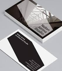 Best Minimal Business Cards Best 25 Construction Business Cards Ideas On Pinterest