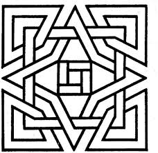 geometric design coloring pages regarding motivate to color an