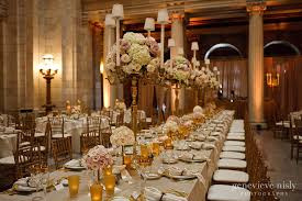Wedding Decorators Cleveland Ohio Love The Single Long Dining Table For Wedding Reception Meal Such