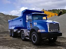 mack dump truck mack granite 8x4 dump truck 2002 wallpapers 1600x1200