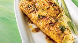 recette cuisine mexicaine épis de maïs sur le barbecue beurre à la mexicaine recettes iga