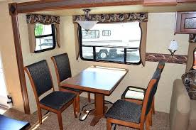 Rv Dinette Booth Bed Delightful Ideas Rv Dining Table Extremely Creative Booth Dinette