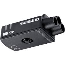 shimano e tube cockpit junction box sm ew90 a b competitive