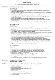 resume templates for a buyer planner buyer resume sles velvet jobs