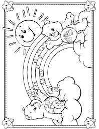 care bears 22 coloringcolor