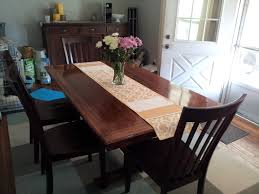 Ana White Dining Room Table by Ana White Modified Trestle Table Diy Projects