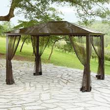 patio furniture gazebo outdoor gazebo kmart outdoor furniture design and ideas
