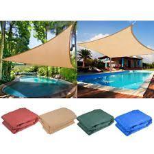 Triangle Awnings Canopies Shade Sail Awnings Canopies U0026 Tents Ebay