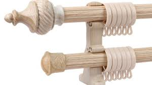 Chunky Wooden Curtain Poles Best 25 Wooden Curtain Rods Ideas On Pinterest Wood Curtain With