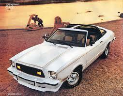 mustang 1975 cobra remembering the mustang ii king cobra cars weekly