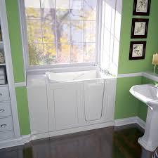 28x48 inch gelcoat walk in bathtub american standard 28 inch by 48 inch gelcoat walk in