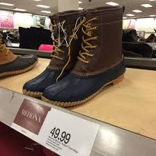 womens black winter boots target the look for less l l bean duck boot dupes at target the budget