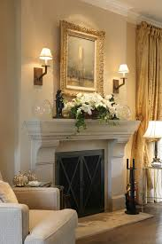 Houzz Bedrooms Traditional - houzz fireplaces bedroom traditional with fireplace curtains