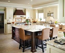 Large Kitchen Island Table Kitchen Island Table Ideas Image For Narrow Kitchen