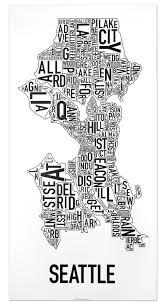 Map Of Seattle Neighborhoods by Seattle Neighborhood Map 16