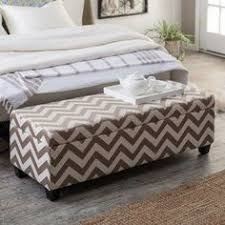 Chevron Storage Ottoman Concealed Toy Storage For Living Room Home Sweet Home