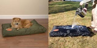 tough dog beds water resistant dog beds my poochie s paradise where your