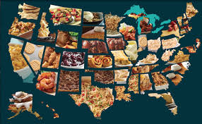 most popular thanksgiving foods in each state magic 105