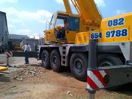 cranes cc crane hire