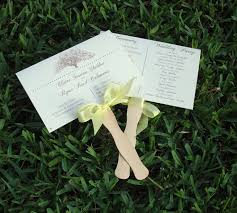 Wedding Program Hand Fans 28 Wedding Program Hand Fans Mason Jar Wedding Wedding Fan