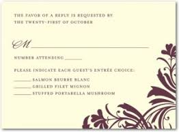 wedding response card wedding response endo re enhance dental co