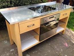 quality ikea varde free standing kitchen units cooker sink