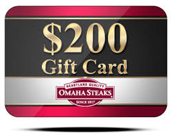 omaha steaks gift card oklahoma lottery commission grills 2nd chance promotion