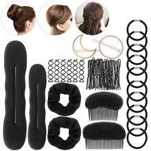 chignon maker cheveux style achetez des lots à petit prix