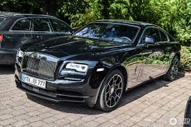 black rolls royce rolls royce wraith black badge 8 june 2017 autogespot