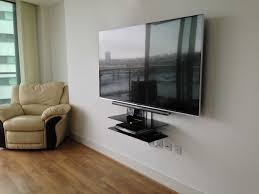 living simple wall mounted tv unit designs design for masterled