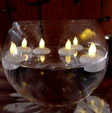 floating led tea lights blowout floating waterproof flameless led tea light candle red 6
