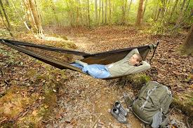 ten reason why you should try hammock camping