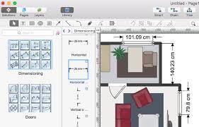 How To Design A Floor Plan Creating Professional Floor Plan Conceptdraw Helpdesk