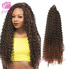 whats the best kind of hair for latch hook hair styles 6 pack 18 synthetic water wave bulk crochet latch hook braiding