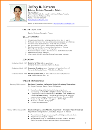 Seafarer Resume Sample Resume Sample In The Philippines Resume For Your Job Application