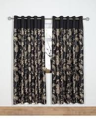 Very Co Uk Curtains Damask Black U0026 Gold Heavy Luxury Designer Eyelet Curtain Luxury