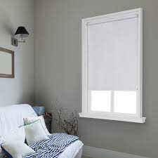 Jcpenney Blackout Roman Shades - jcpenney home chelsea cut to width unfringed cordless blackout