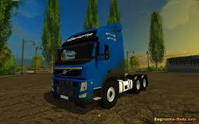 volvo vnl 780 blue truck farming simulator 2017 2015 15 17 volvo fh 750 v1 0 for farming simulator 2015 download game mods