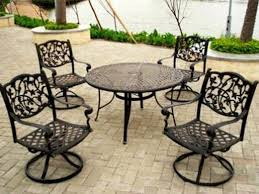 Black Patio Chairs Metal Patio 1 Exterior Black Metal Patio Furniture Designed With